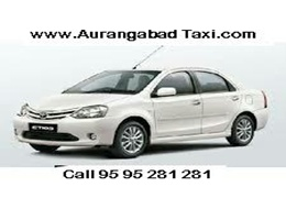 Aurangabad Taxi booking