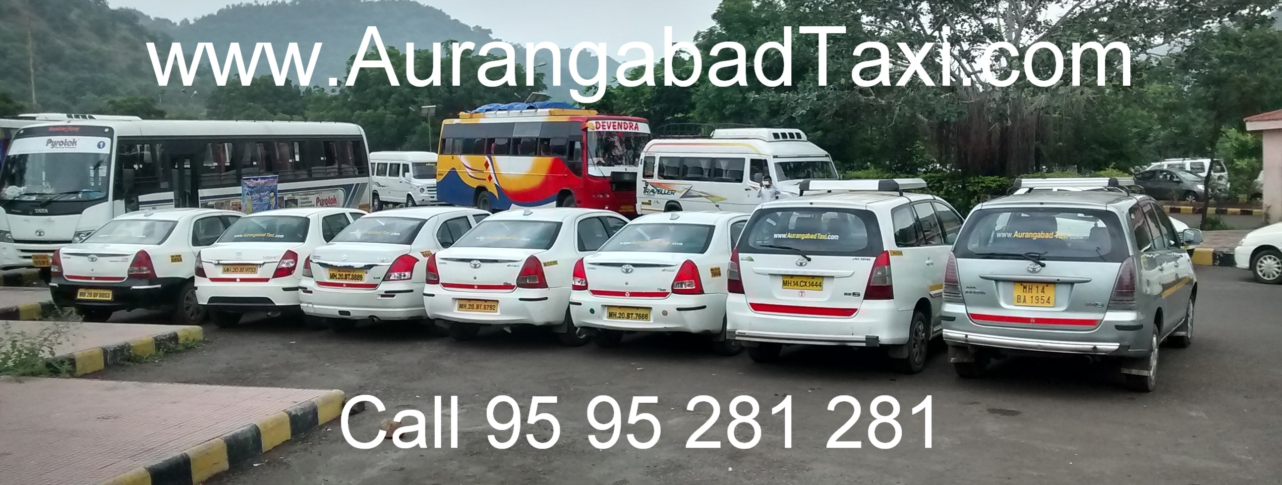 Ajanta Ellora car rental